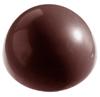 球型造型 (硬模)  單品尺寸:  Ø59 x 29 mm