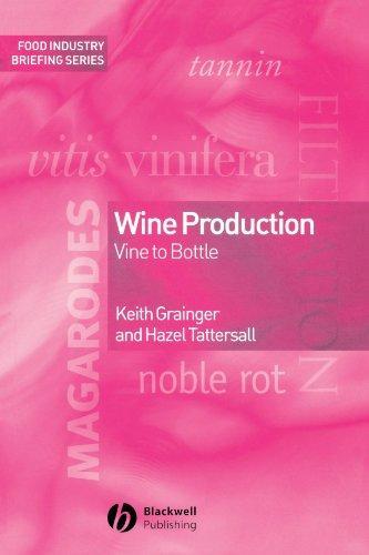 Wine Production: Vine to Bottle '05