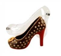 巧克力模- 厚底高跟鞋 尺寸: 220 x 175 mm / 比利時 正廠