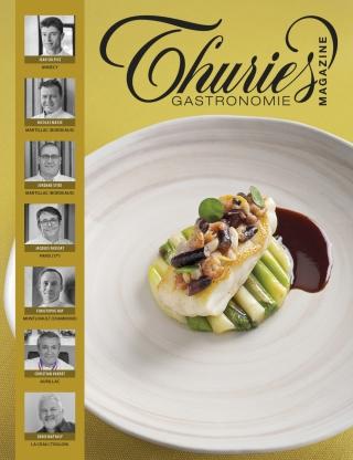 Thuries Gastronomie Magazine (一年10期)  (2020年)   2月.8月不出刊 -- 7200+掛號郵寄費800 =8000