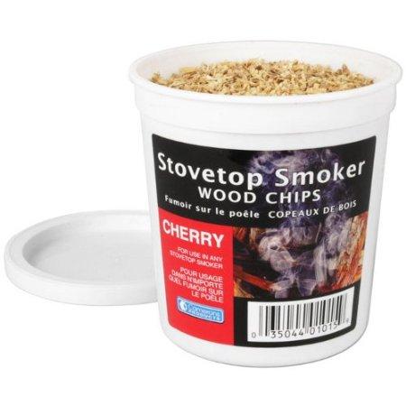 煙燻氣味木屑- 櫻桃木味 (含罐100g)